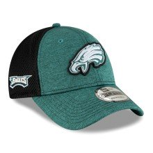 Philadelphia Eagles NFL New Era Surge Stitcher 9FORTY Cap  | Adjustable