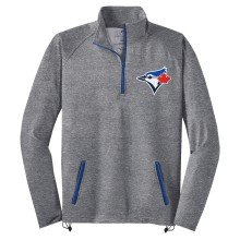 Toronto Blue Jays Final Play 1/4 Zip Pullover