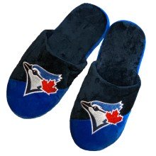 Toronto Blue Jays MLB Men's Big Logo Slide Slippers 2.0