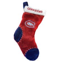 Montreal Canadiens NHL 17 inch Christmas Stocking