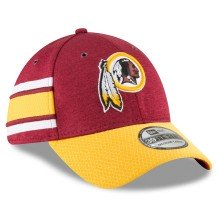 Washington Redskins New Era 2018 NFL On Field Home 39THIRTY Cap