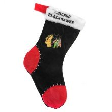 Chicago Blackhawks NHL 17 inch Christmas Stocking