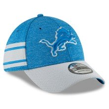 Detroit Lions New Era 2018 NFL On Field Home 39THIRTY Cap