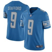 Detroit Lions Matthew Stafford NFL Nike Limited Team Jersey - Blue