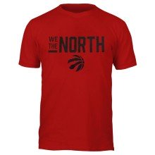 Toronto Raptors NBA Bulletin We The North T-Shirt