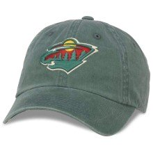 Minnesota Wild NHL New Raglin Cap | Adjustable