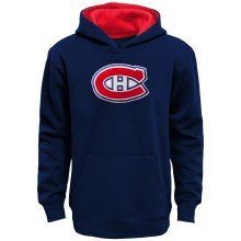 Montreal Canadiens NHL Youth Prime Pullover Hoodie