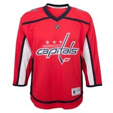 Washington Capitals NHL Child Replica (4-7) Home Hockey Jersey