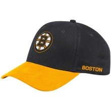 Boston Bruins adidas NHL City 2-Tone Flex Cap