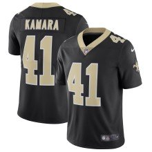 New Orleans Saints Alvin Kamara NFL Nike Limited Team Jersey - Black