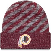 Washington Redskins New Era 2018 NFL Official Sideline TD Knit Hat