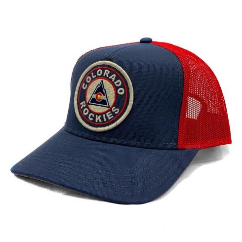 Colorado Rockies NHL Vintage Valin OP Cap | Adjustable