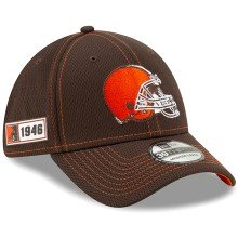 Cleveland Browns New Era 2019 NFL On Field Road 39THIRTY Cap
