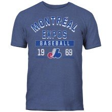 Montreal Expos MLB Ladder Hook T-Shirt
