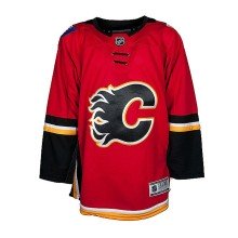 Calgary Flames NHL Premier Youth Replica Home Hockey Jersey