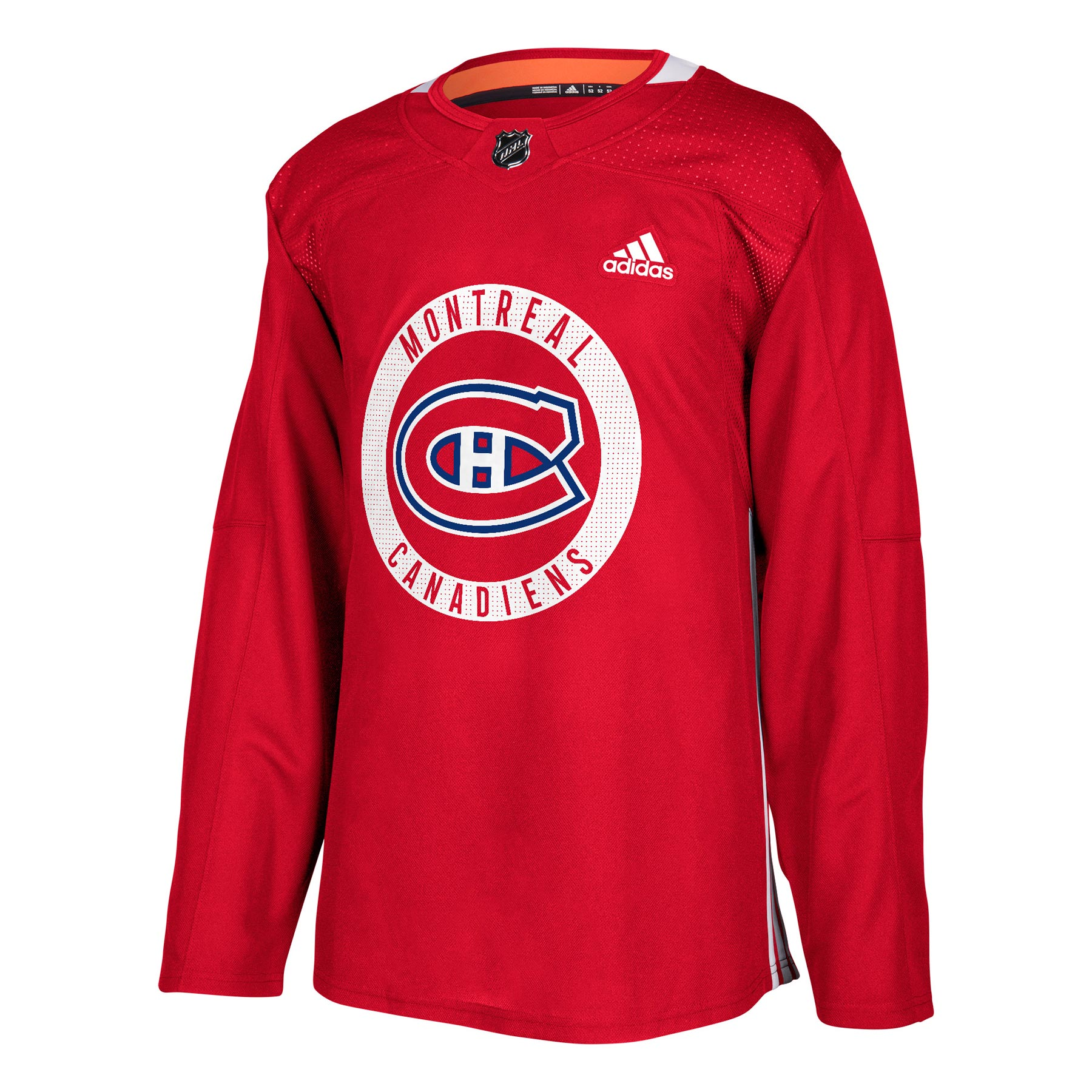Montreal Canadiens adidas adizero NHL Authentic Pro Practice Jersey - Red.  Hover to Zoom 2ec7cc326