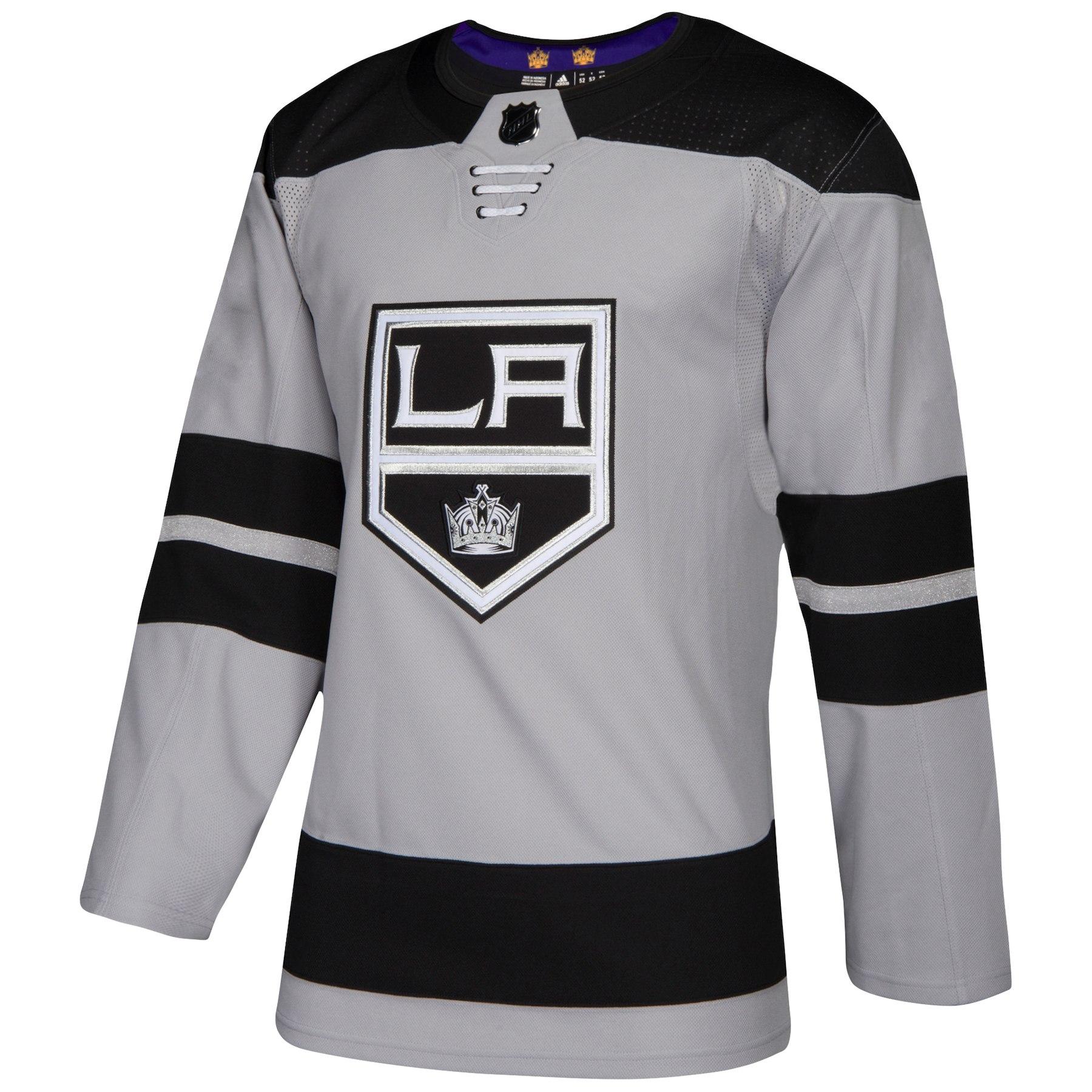 half off 5392e ff0d3 Los Angeles Kings adidas adizero NHL Authentic Pro Alternate Jersey