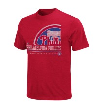 Philadelphia Phillies Submariner Heathered T-Shirt