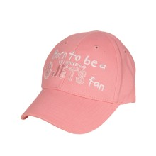 Winnipeg Jets Infant *Born To Be A Fan* Cap (Pink)