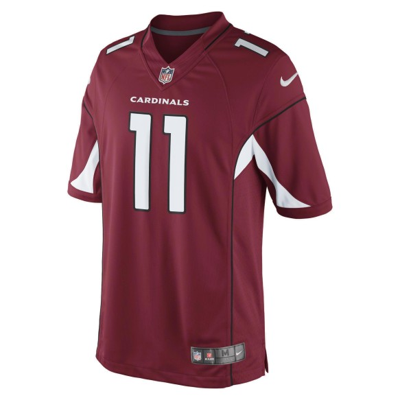 Arizona Cardinals Larry Fitzgerald NFL Nike Limited Team Jersey