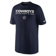 Dallas Cowboys NFL Team Issue T-Shirt (Navy)