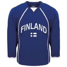 Finland MyCountry Fan Hockey Jersey