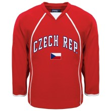 Czech Republic MyCountry Fan Hockey Jersey