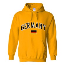 Germany MyCountry Pullover Arch Hoody (Gold)