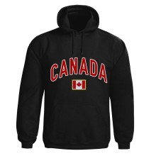 Canada MyCountry Pullover Arch Hoody (Black)