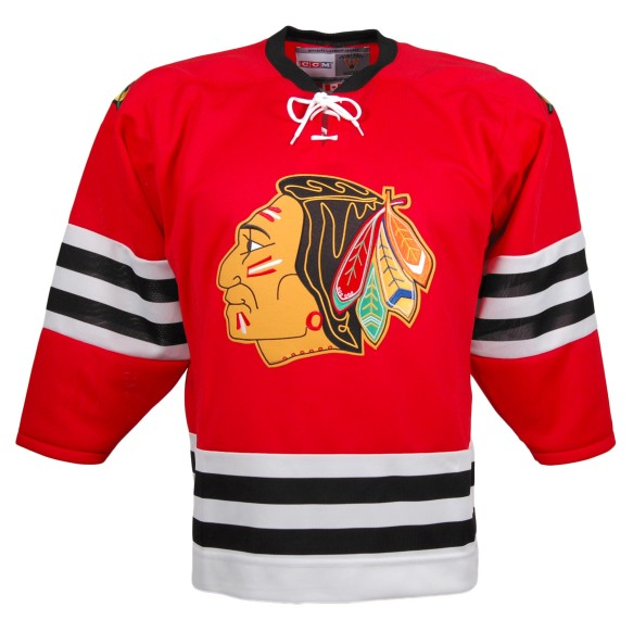 Chicago Blackhawks Vintage Replica Jersey 1960 (Red)
