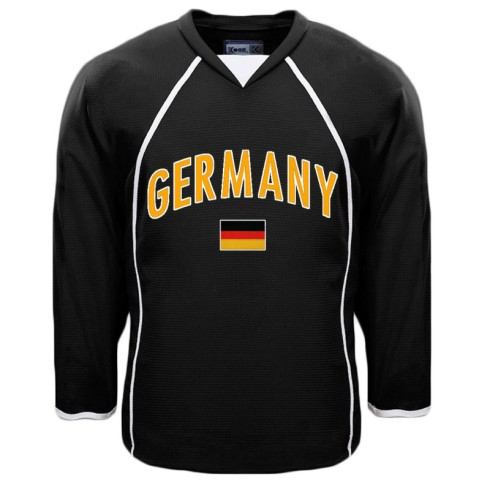 Germany MyCountry Fan Hockey Jersey