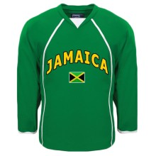 Jamaica MyCountry Fan Hockey Jersey