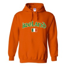 Ireland MyCountry Pullover Arch Hoody (Orange)