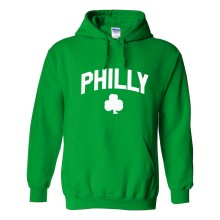 Philly Irish Pride Pullover Hoodie (Kelly)