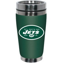New York Jets Mugzie Neoprene 16 Oz. Tumbler