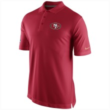San Francisco 49ers NFL Staff Dri-Fit Polo