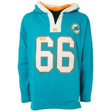Miami Dolphins NFL All Pro Heavyweight Hoodie