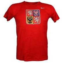 Team Czech IIHF Logo T-Shirt
