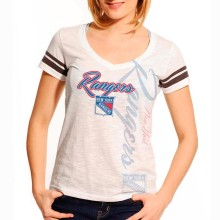 New York Rangers Women's Fanatic Frenzy FX T-Shirt