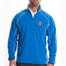 New York Islanders Pyramid Half Zip Spandex Trainer Jacket