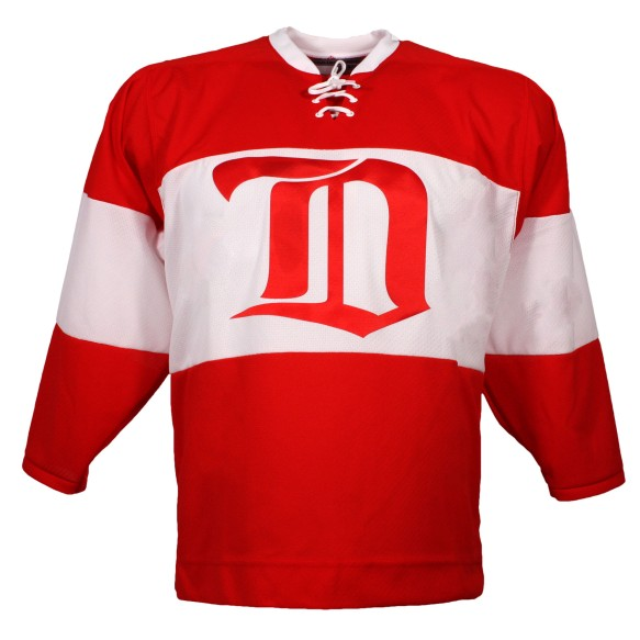 Detroit Red Wings Vintage Replica Jersey 1926 (Away)