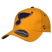 St. Louis Blues Breakaway ZFit Flex Cap (Gold)