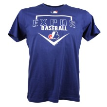 Montreal Expos Home Plate T-Shirt