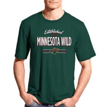 Minnesota Wild Crowned FX T-Shirt