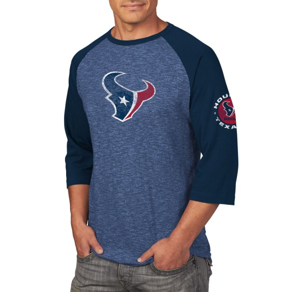 Houston Texans Great Move 3 Quarter Sleeve T-Shirt