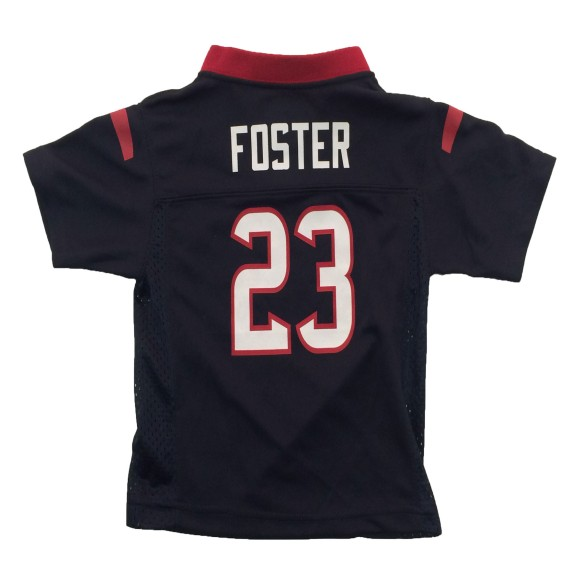 Houston Texans Arian Foster NFL Team Apparel Child Replica Football Jersey