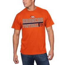 Denver Broncos One Handed Grab NFL T-Shirt