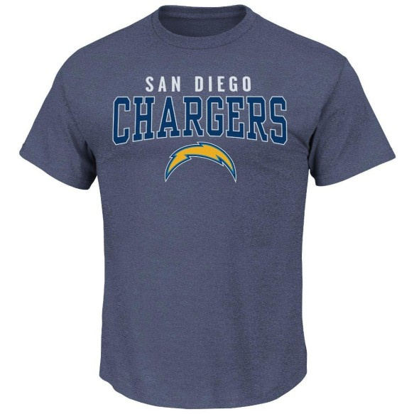 San Diego Chargers Red Zone Opportunity NFL T-Shirt