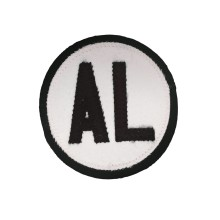 New York Islanders Al Arbour 'AL' Memorial Patch