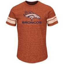 Denver Broncos Past The Limit NFL T-Shirt